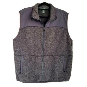 Woolrich Fleece Lined Vest